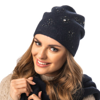 Sandy winter hat