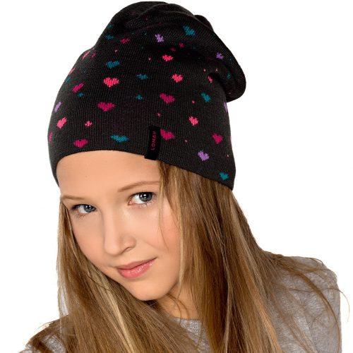 Girls beanie spacelove