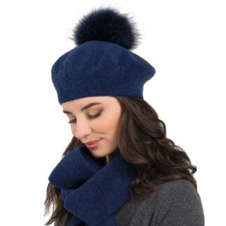 Beret damski zimowy Tiziana