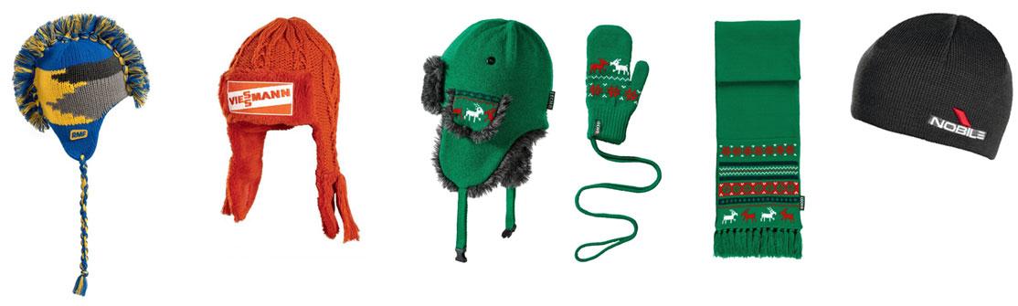 polski producent czapki zimowe z logo firmowym